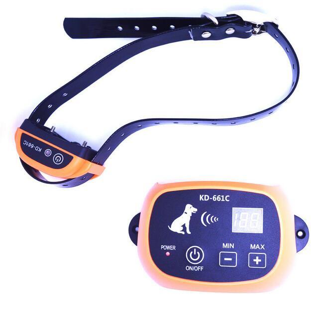 Cerca elétrica invisível wireless KD661-C 2