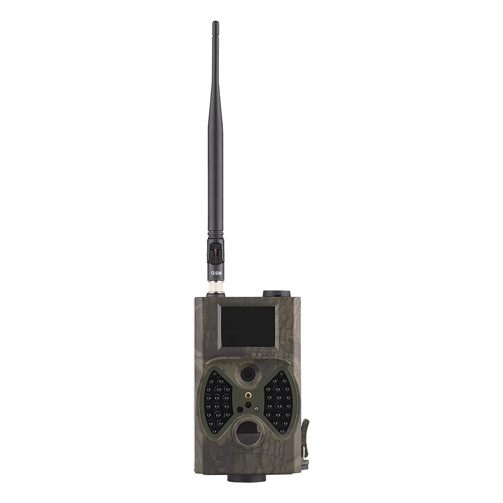 Cameras de vigilancia noturna caça envia E-Mail 6