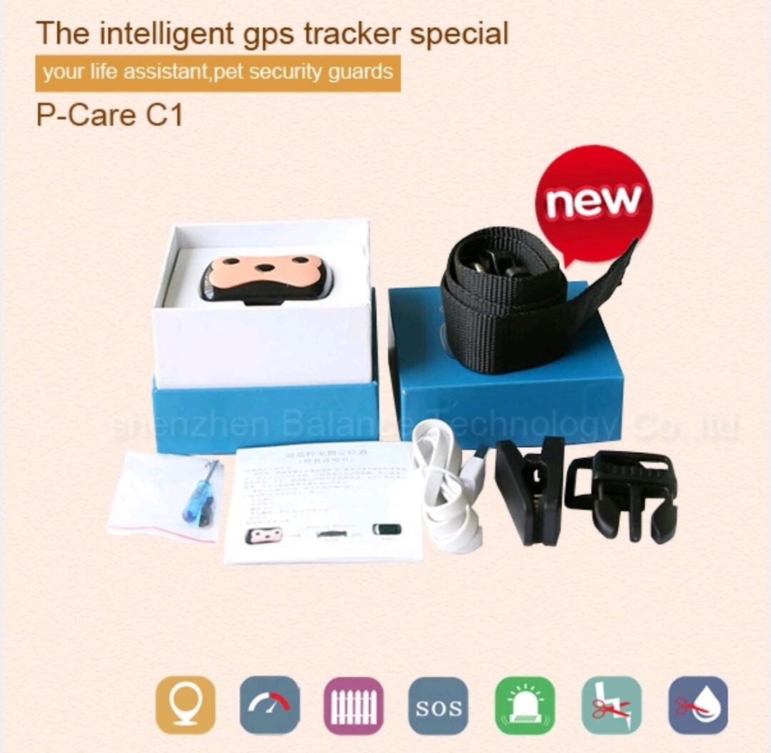 Coleira GPS 3