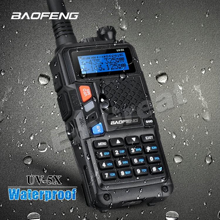 Walkie-talkie de longo alcance 5-10km 4