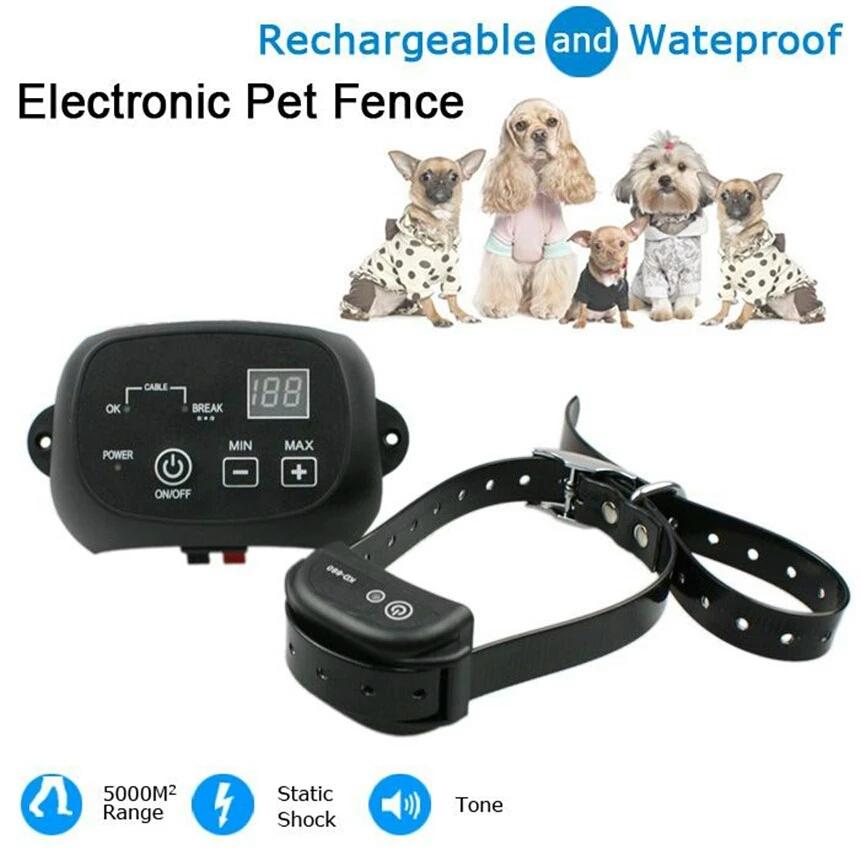 Cerca elétrica invisível para cães 1