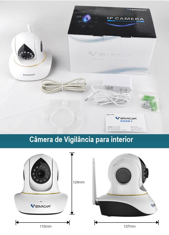 Câmera de vigilância 10