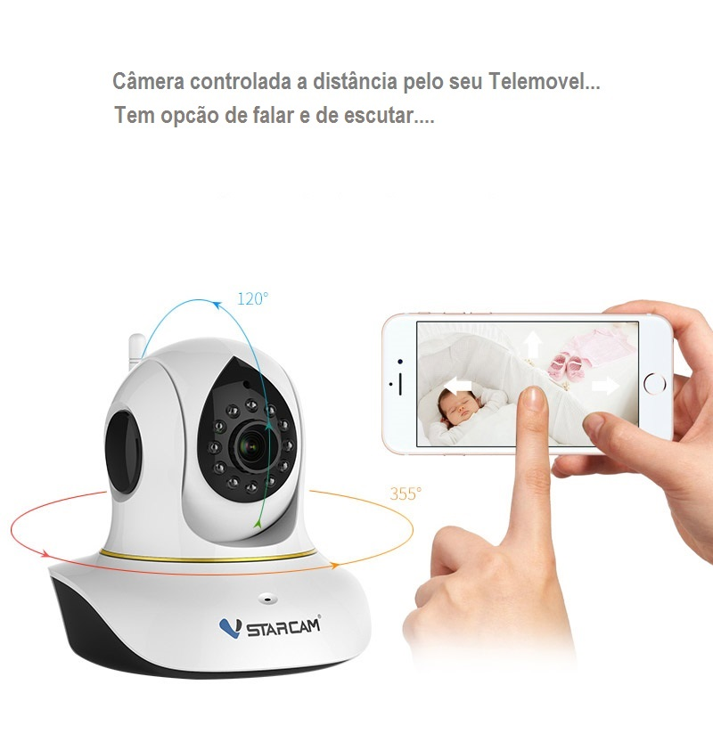 Câmera de vigilância 6