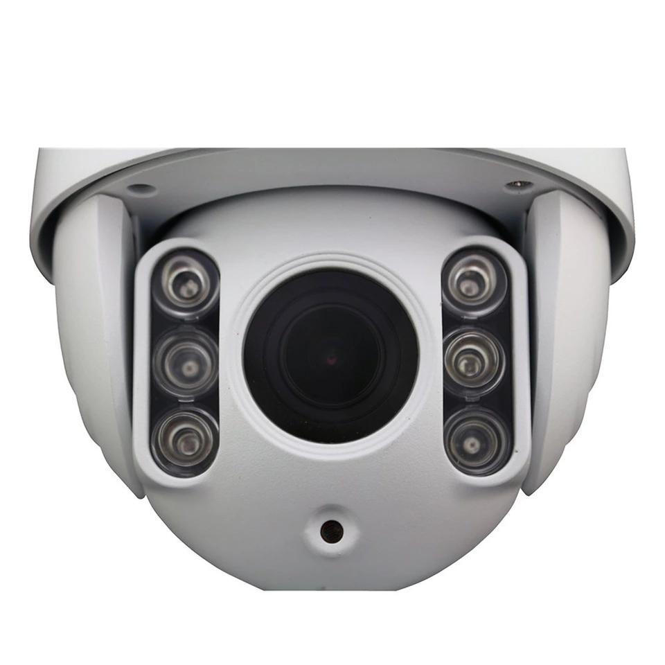Câmera de Vigilância exterior 4