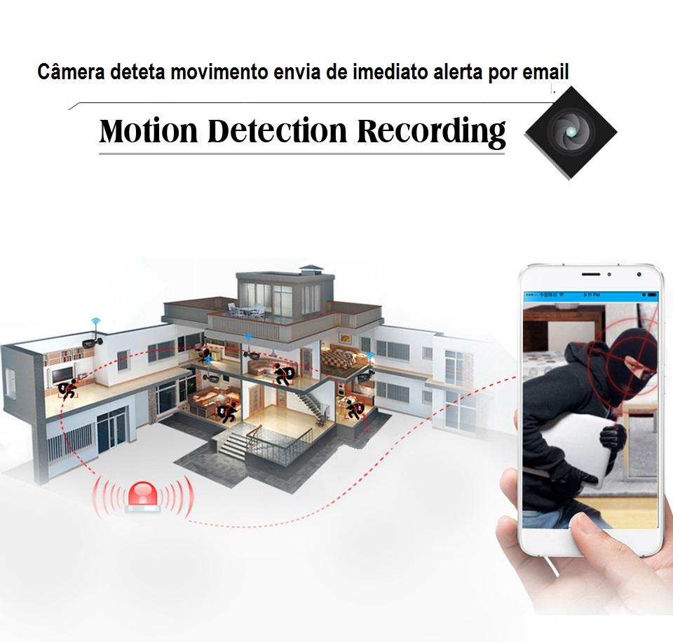 Câmera de Vigilância 5