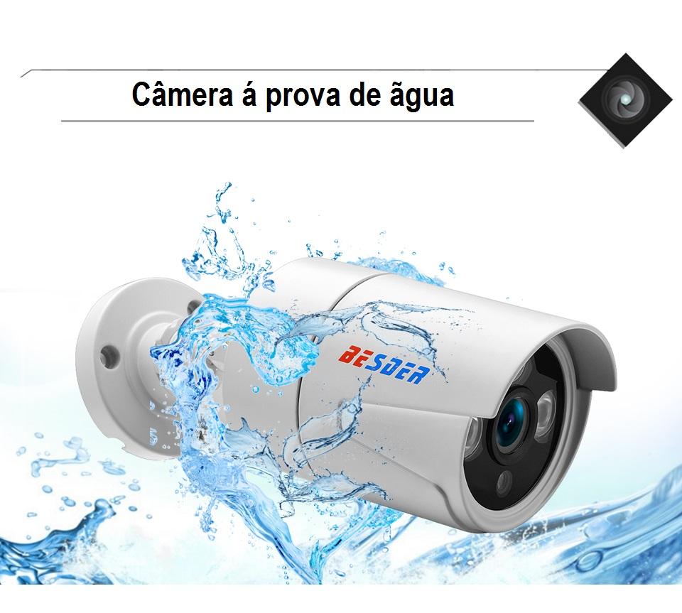 Câmera de Vigilância 7