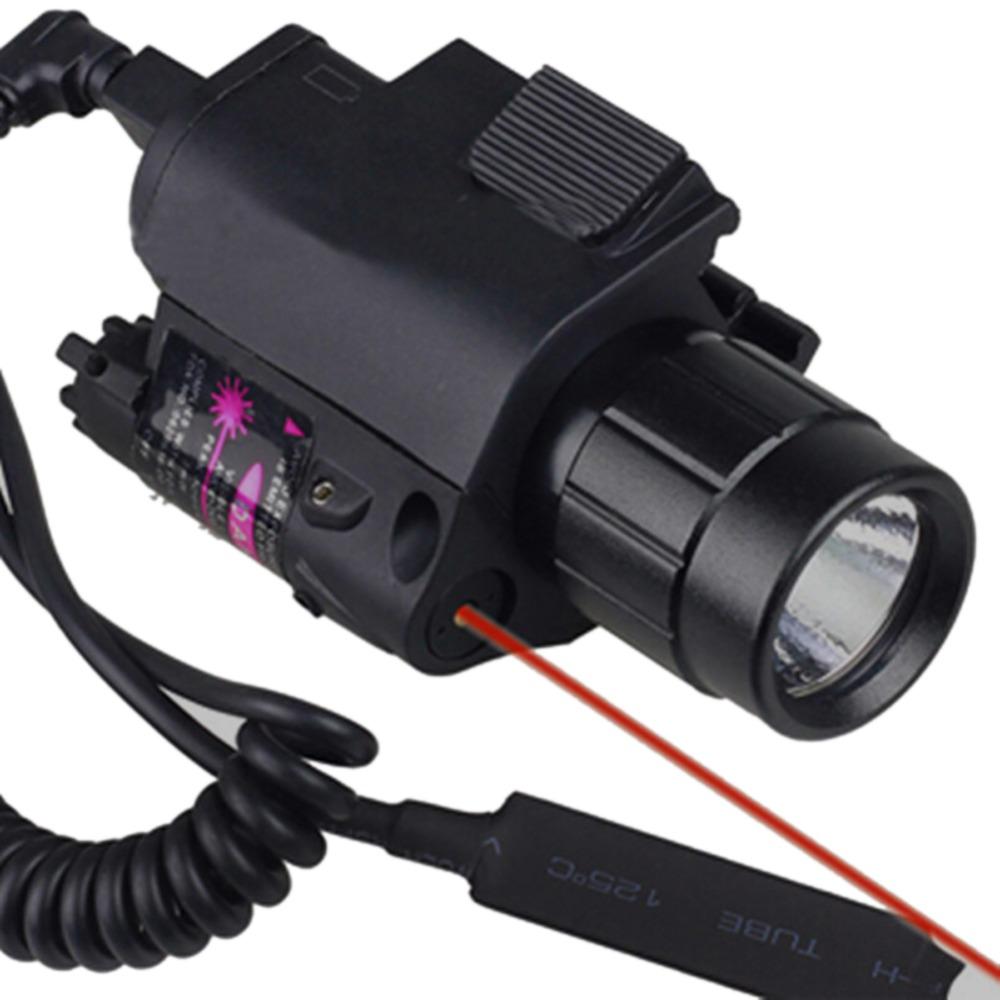 Lanterna e Laser, Combinação para Espingarda 1