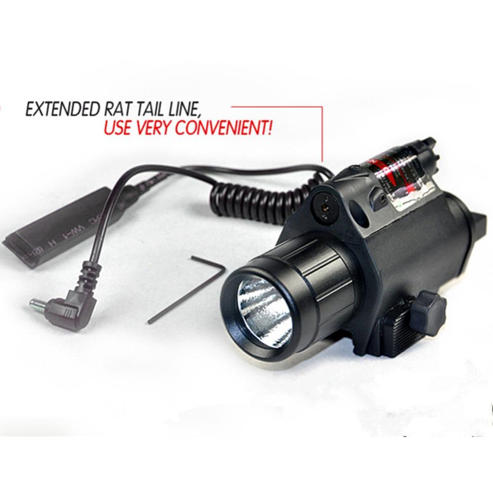 Lanterna e Laser, Combinação para Espingarda 4