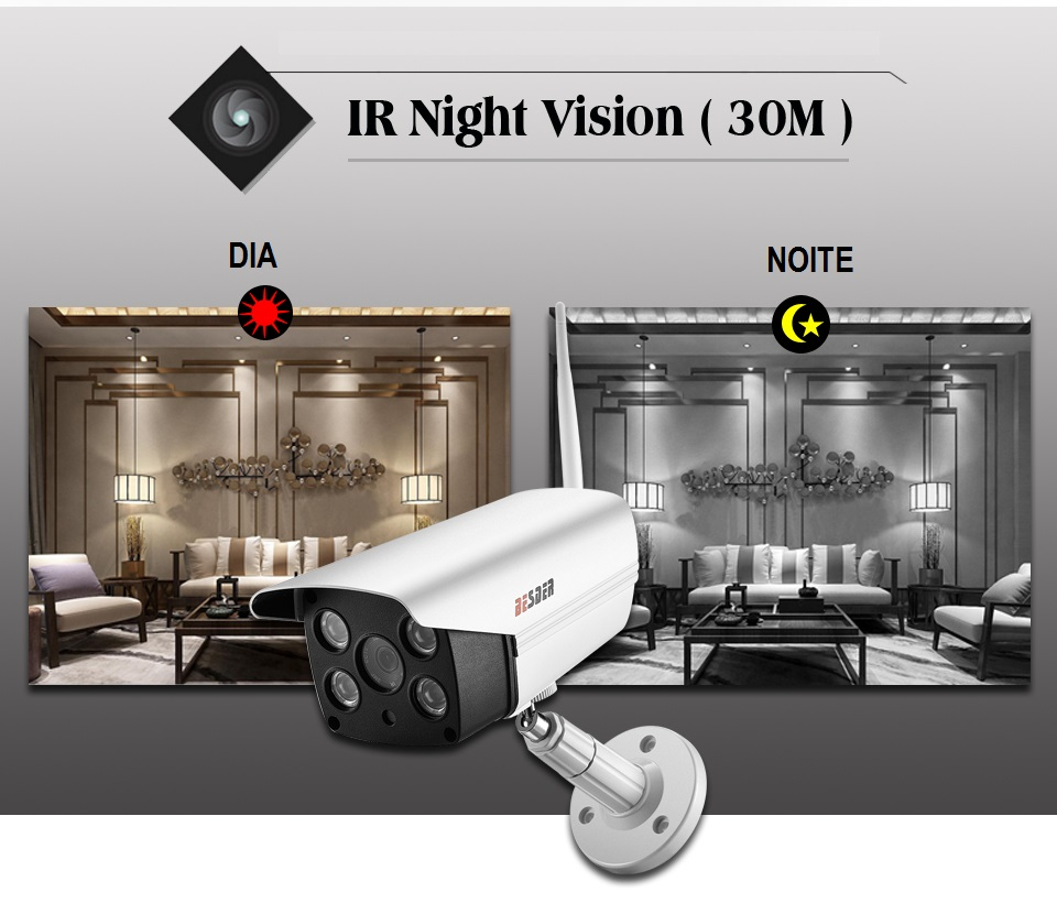 Câmera de Vigilância 4