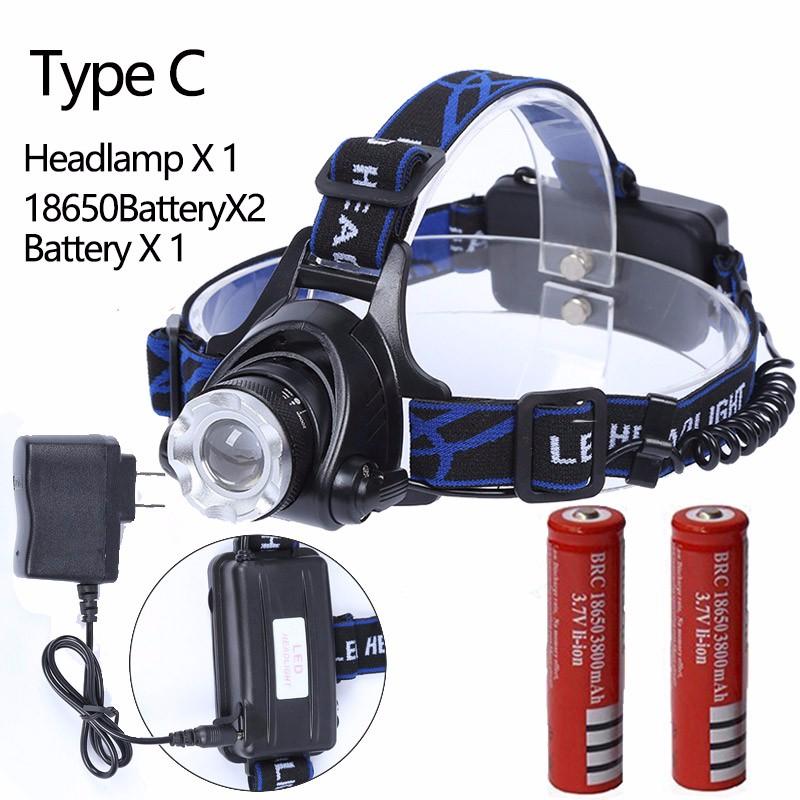 Lanterna da aplicar na cabeça 3