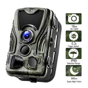 Camera de Caça HC801A