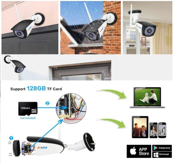 Câmara Video-Vigilância 3