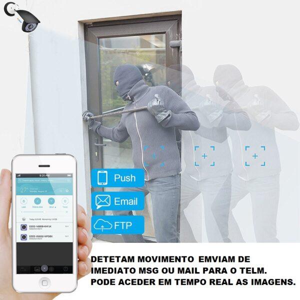 Câmara Video-Vigilância 4