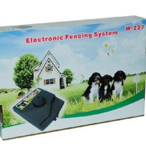 Cerca eléctrica Invisível para cães