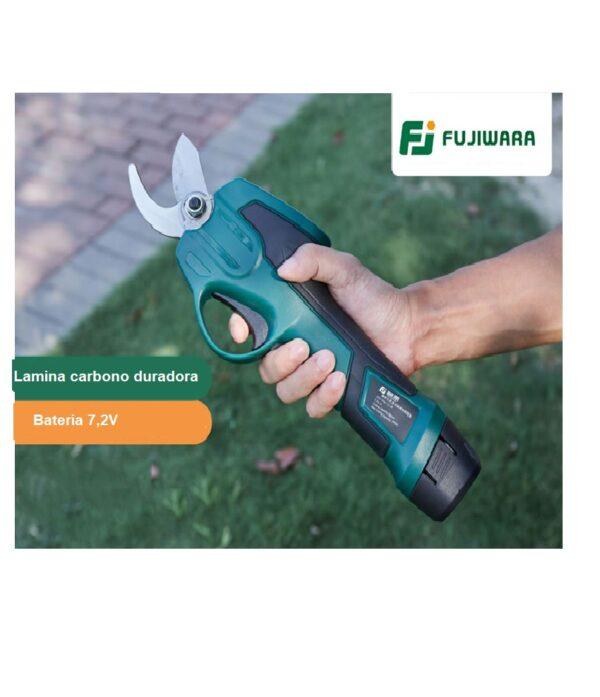 Tesoura de podar eléctrica Fujwara 25mm de corte 2