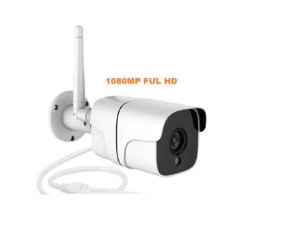 Câmara de Video-vigilância 1080 MP Full HD