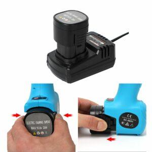 Bateria Tesoura de Podar elétrica SC-8601