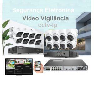 Sistemas vídeo vigilância