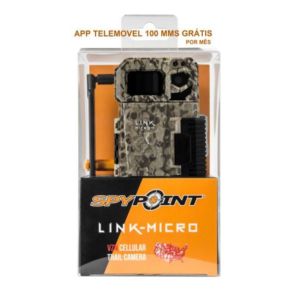 Câmara de Caça SpyPoint Link-Micro